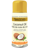 Spectrum Naturals Coconut Oil Cooking Spray