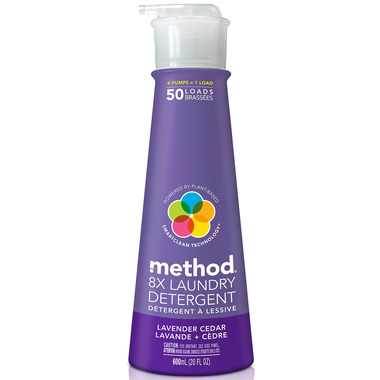 Method Laundry Detergent in Lavender Cedar