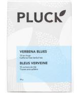 PLUCK Verbena Blues Tea