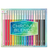 OOLY Chroma Blends Watercolor Brush Markers