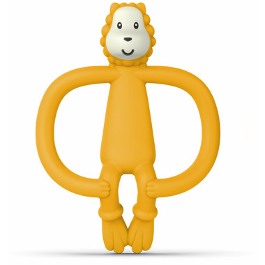 Matchstick Monkey Teething Toy Lion