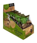 Rawnata Raw Flax Crackers Italian