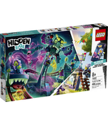 LEGO Hidden Side Haunted Fairground Building Kit