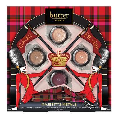butter LONDON Majesty\'s Metals Eye Gloss Set