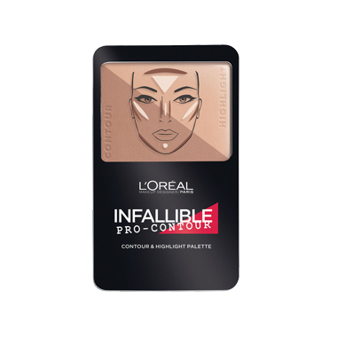 L\'Oreal Paris Infallible Pro-Contour Palette in Medium
