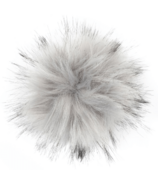 Lox Lion Extra Pompom Light Grey