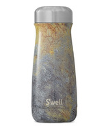 S'well Traveler Stainless Steel Wide Mouth Bottle Golden Fury