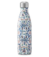 S'well Stainless Steel Water Bottle Blue Cornflower