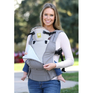 Lillebaby Complete All Seasons Baby Carrier Stone