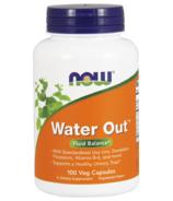 NOW Foods Water Out Diurétique à base de plantes