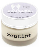 Routine De-Odor-Cream Natural Deodorant Unscented