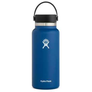 Hydro Flask Wide Mouth With Flex Cap Cobalt 2.0