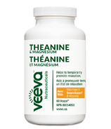 Veeva Theanine & Magnesium with NeuroSupport B Vitamins
