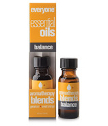 Everyone Essential Oils Aromatherapy Blends Balance