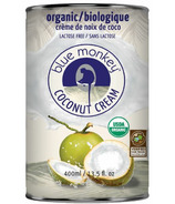 Blue Monkey Organic Coconut Cream