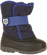 Kamik Snowbug3 Kid's Boots Black & Navy