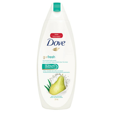 Dove Go Fresh Pear & Aloe Vera Body Wash