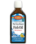 Carlson The Very Finest Fish Oil Lemon Small