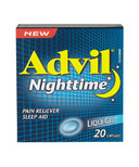 Advil Nighttime Liqui-Gels