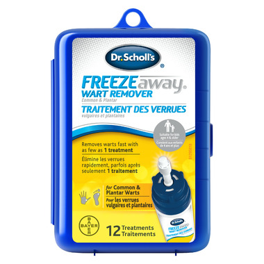 Dr. Scholl\'s Freeze Away Wart Remover