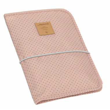 Lassig Changing Pouch Dots Rose
