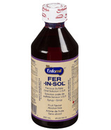 Enfamil Fer-In-Sol Liquid Ferrous Sulfate Oral Solution U.S.P