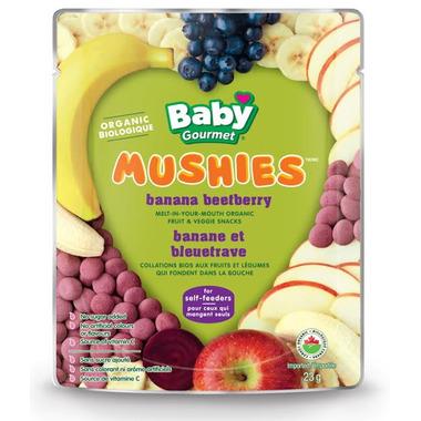 Baby Gourmet Mushies Banana Beetberry