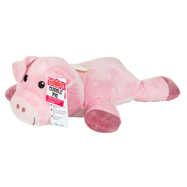 Melissa & Doug Cuddle Pig Jumbo Plush Stuffed Animal