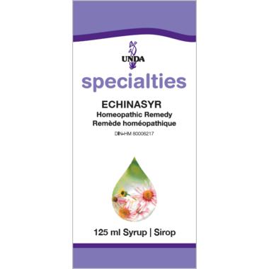 UNDA Echinasyr Homeopathic Remedy
