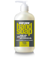 Everyone Hand Soap Lemon and Basil