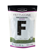 Liviva Organic Black Bean Fettuccine