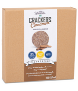 KZ Clean Eating Cinnamon Crackers