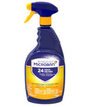 Microban 24 Hour Multi-Purpose Cleaner and Disinfectant Spray Citrus Scent