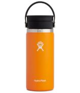Hydro Flask Wide Flex Sip Lid Clementine