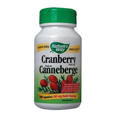 Nature\'s Way Cranberry Fruit