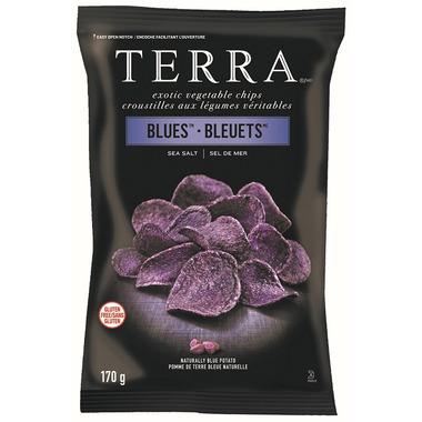 Terra Blues Potato Chips