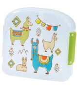 Sugarbooger Good Lunch Sandwich Box Llama