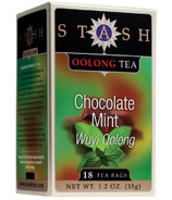 Stash Premium Chocolate Mint Oolong Tea
