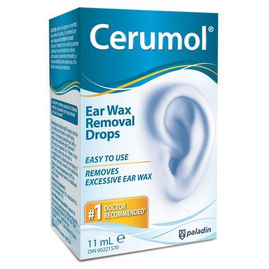 Cerumol Ear Wax Removal Drops
