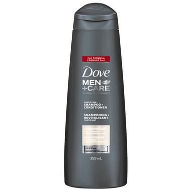 Dove Men+Care Complete Care Shampoo & Conditioner