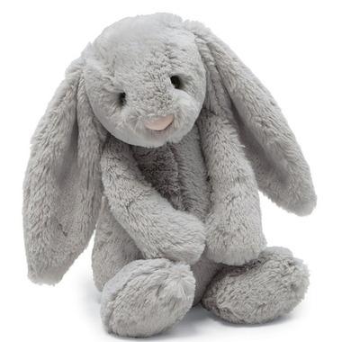 Jellycat Bashful Bunny Grey