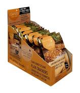 Rawnata Raw Flax Crackers Sunflower Sesame