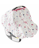 Little Unicorn Cotton Muslin Car Seat Canopy Fairy Garden