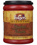 Folgers Flavours Hazelnut Ground Coffee