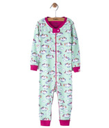 Hatley Footed Coverall Roly-Poly Unicorns