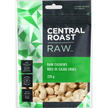 Central Roast Organic Raw Cashews