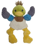 Hugglehounds Knotties Mini Duck Dog Toy