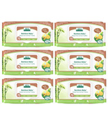 Aleva Naturals Bamboo Baby Ultra Thick Wipes 5+1 Pack