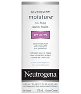 Neutrogena Moisture Oil-Free Facial Moisturizer