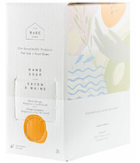 The Bare Home Hand Soap Refill Box Blood-Orange + Bergamot + Sandalwood